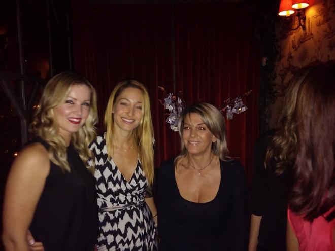 Ελένη Βεργούλα, Σεμίραμις Φραγάκη, και η ...fairynails Μαίρη!