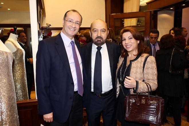 Riad Zein, Ηλίας Κασσίς, Riana Zein