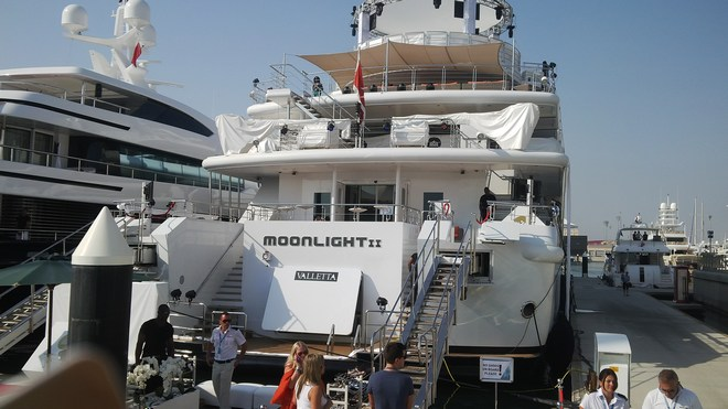 Το σκάφος!
