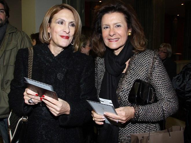 Άννα Κανελάκη, Μάυρα Τσαβλίρη