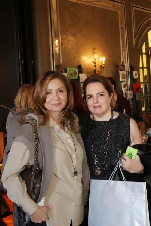 Randa Ghandour, Rania Khoury