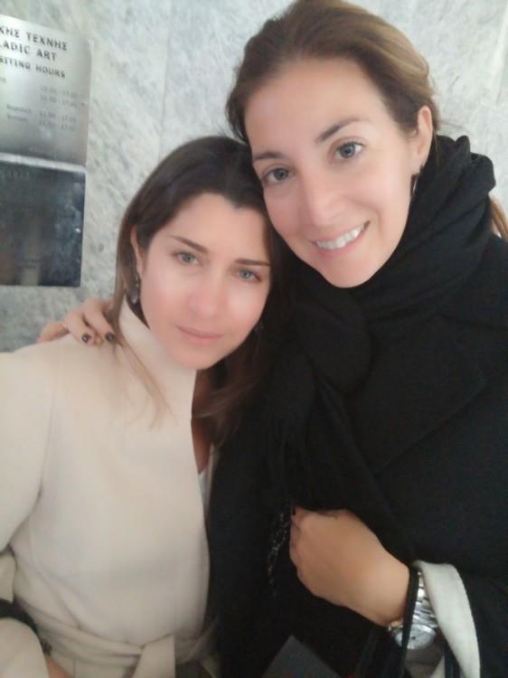 Γιασμίν Οικονομοπούλου, Άννα Χατζηνάσιου