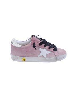 Peonia Suede Superstar Sneaker
