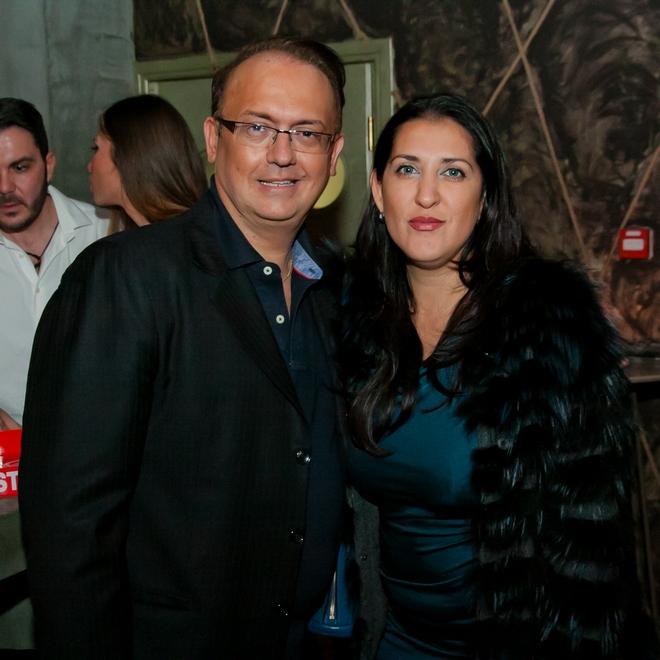 Γιάννης Καζανίδης, Iva Marinova