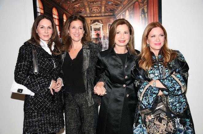Τατιάνα Κορωνιά, Μάγδα Μπαλτογιάννη, Αγγελική Τσίγκα, Καλλιόπη Καρβούνη