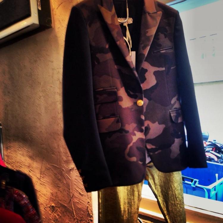 Fashion statement by Christianna Verouka!