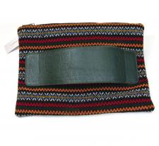 Ethnic Fabric Clutch