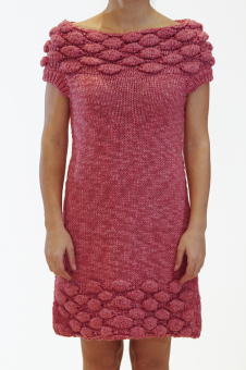 Knitted Bubbles Dress