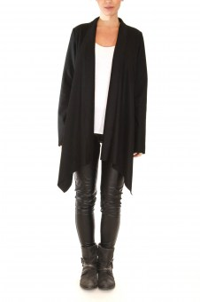 Short Asymmetric Jacket