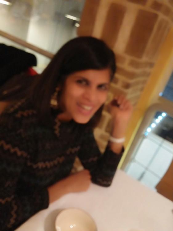 Η publisher του Insider, Sudha Nair-Iliades