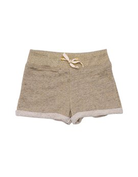 AMERICAN OUTFITTERS Girls Lurex Sweat Shorts