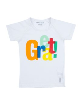 IMPS&ELFS Unisex White Organic T-Shirt