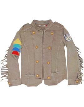 Girls Cotton Apache Cotton Jacket