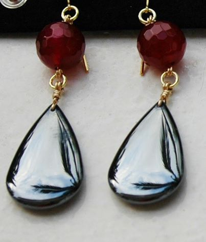 Gaze Earrings