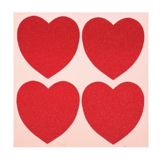 Four Hearts c.1979-84 Andy Warhol