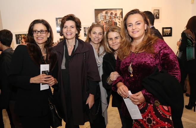 Άννα Κοπανίτσα, Κατερίνα Αλεξανδράκη, Αθηνά Ρίζου, Μάνια Ξένου, Μαρία Μπαλοδήμου-Κύρου