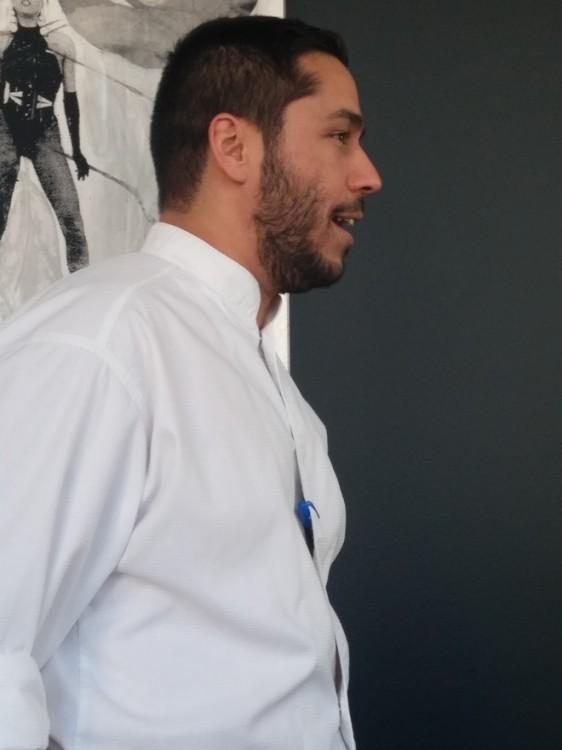 Νίκος Ρούσσος, ο chef!