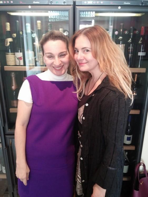 Μάρσια Χατζηγεωργίου, Τζούλια Κυριλή. Η αγαπημένη μου beauty editor του beautyblog.com