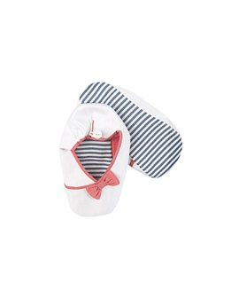 Baby Girl Hand Woven Silk Shoes