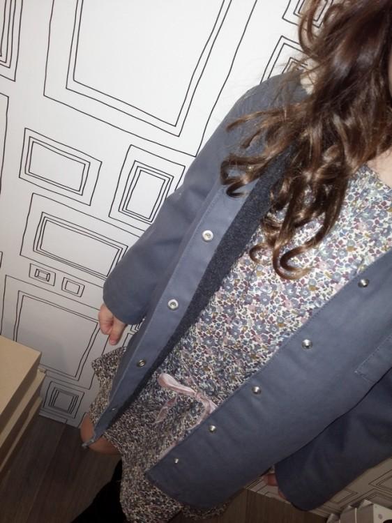 Charline Denim Coat