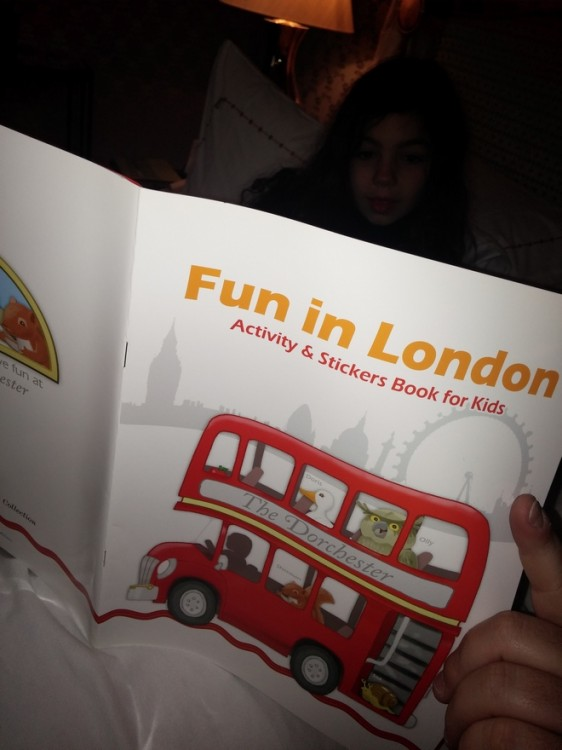 Fun in London!