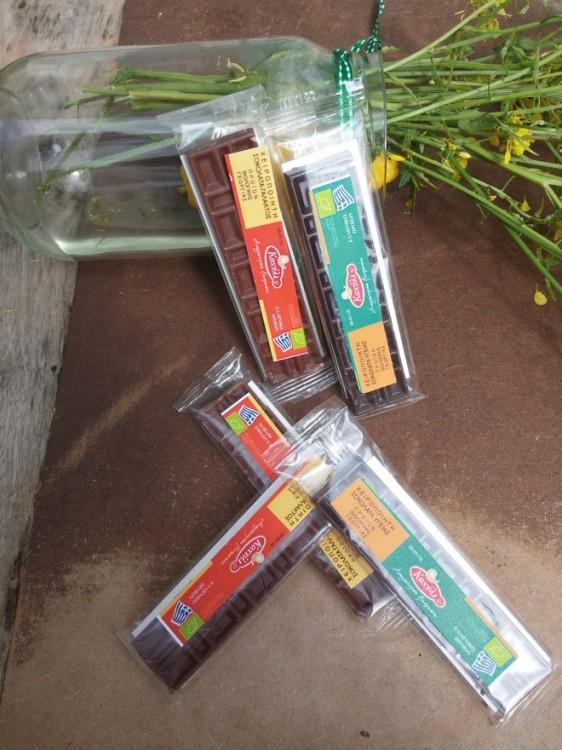 greek chocolats