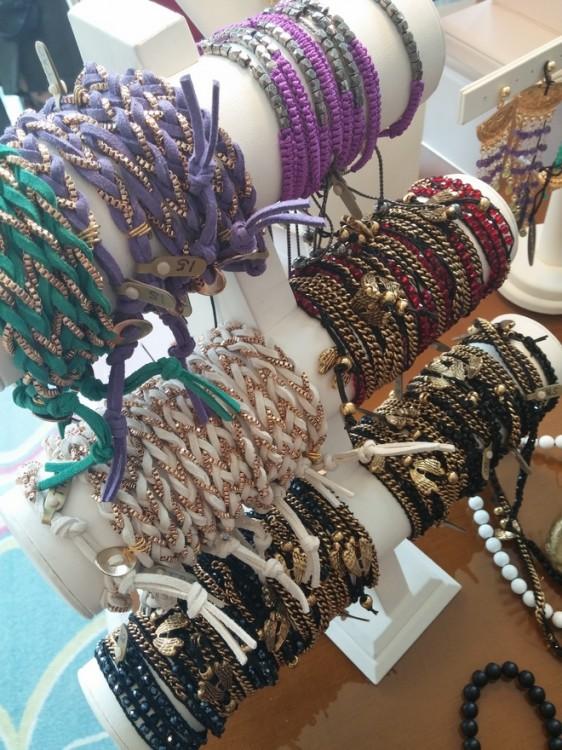 Τα καλοκαιρινά bracelets της Vanile on the Rock!