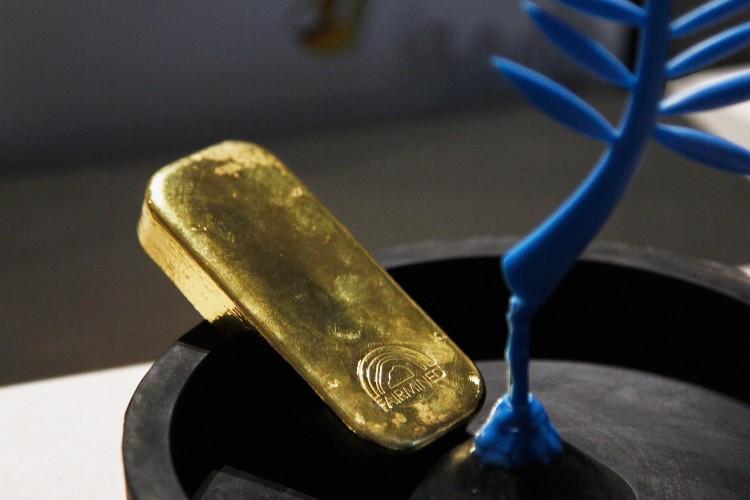 Fairmined Gold Ingot