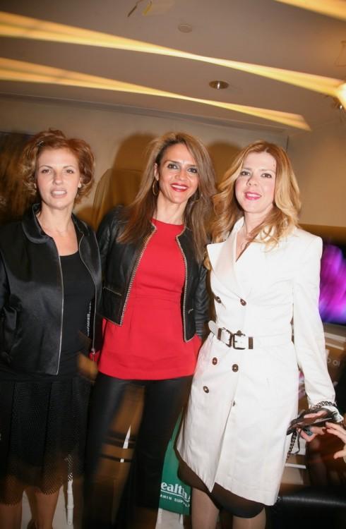 Δέσποινα Σαχίνη, Μαρία Ψωμά, Χαρά Ζέρβα