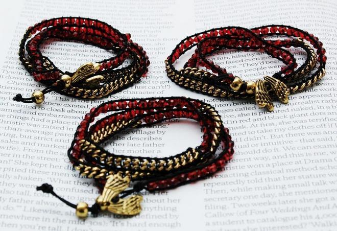 Τα bracelets του καλοκαιριού...