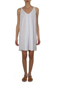 Loose-fit v-neck Dress