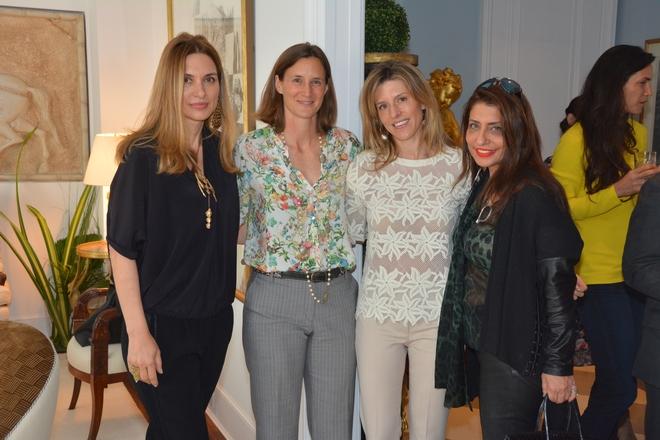 Χρύσα Αβράμη-με συγκλονιστικό κόσμημα της Αλεξάνδρας Κούμπα, , Όλγα Βότη, Nyssa Kourakos, Muna Rihani Al-Nasser