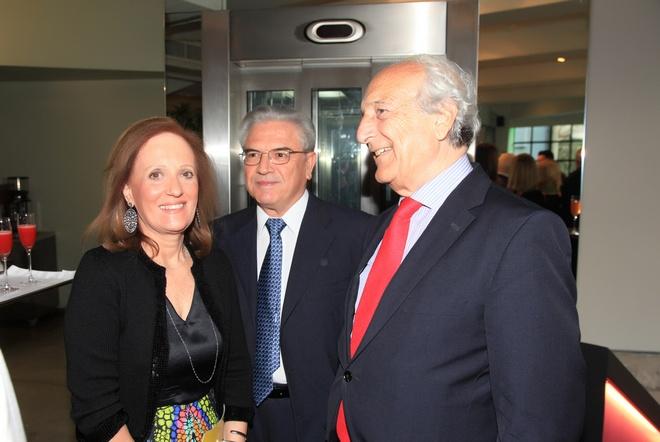 Μύρων και Χριστίνα Τσατσάκη, Μάνος Μαυρίδης