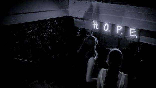 Χθες βράδυ, στο Hope...
