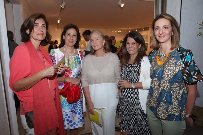 Μέτα Πανιάρα, Σαββίνα Σκούρα, Μαρία Δοξιάδη, Βάνα Τσιχριτζή, Νάντια Θεοχαράκη
