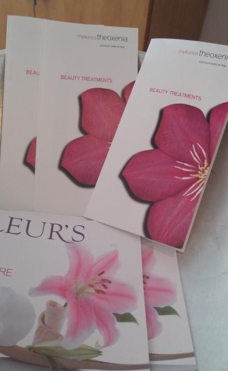 My Beauty Treatments!