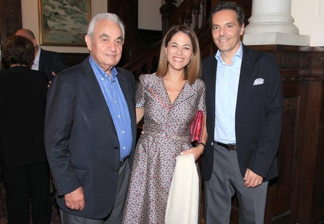 Γιώργος Δαϋίδ, Νίκολα και Κλεμέντε Πινέδο