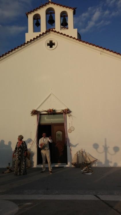 Γάμος στην Ελαφόνησο...