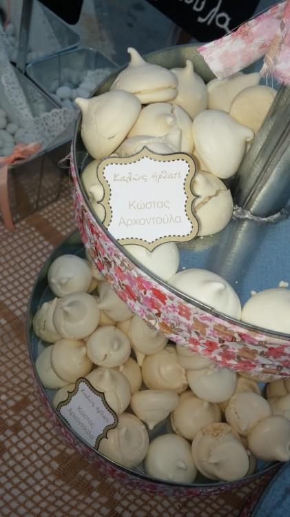 Η Αρχοντούλα εμπνέεται και δημιουργεί τα καλύτερα γλυκά στην Πάτρα και όχι μόνο...