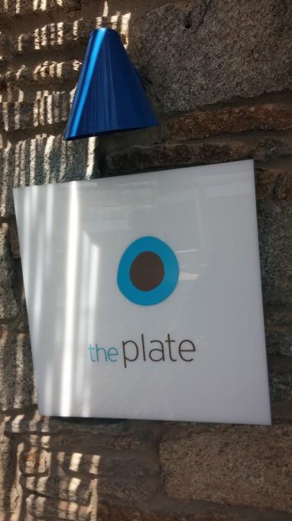 The Plate...Το καλύτερο ίσως meeting point για breakfast στην Μύκονο!
