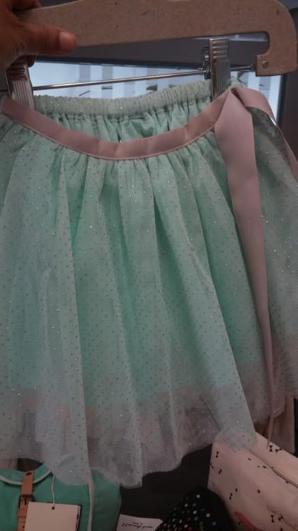 Skirt Scarlette Green