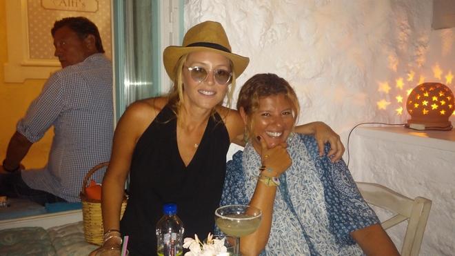 Με το Ιωαννάκι, την Ιωάννα Σακελλαρίου-Μουτσίδη