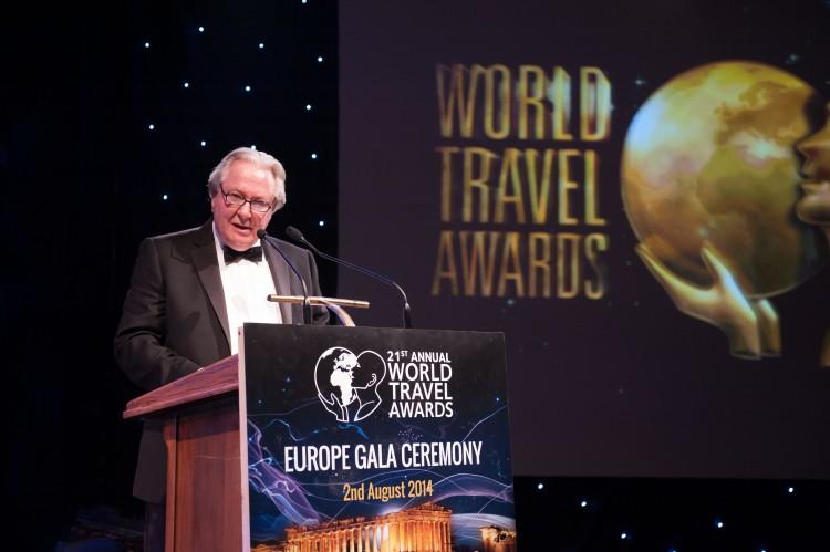Graham Cooke, ο Πρόεδρος και Ιδρυτής των World Travel Awards