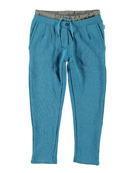Boys Light Blue Fleece Sweatpants