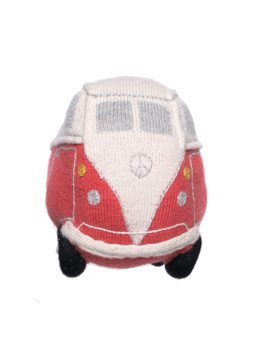 Baby Alpaca Knitted VW Bus