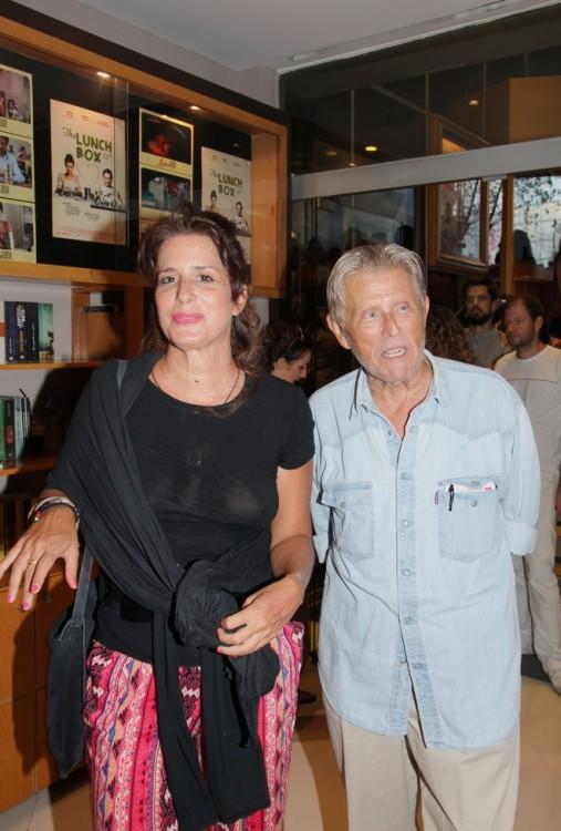 Κατερίνα Μπέη, Νίκος Περάκης