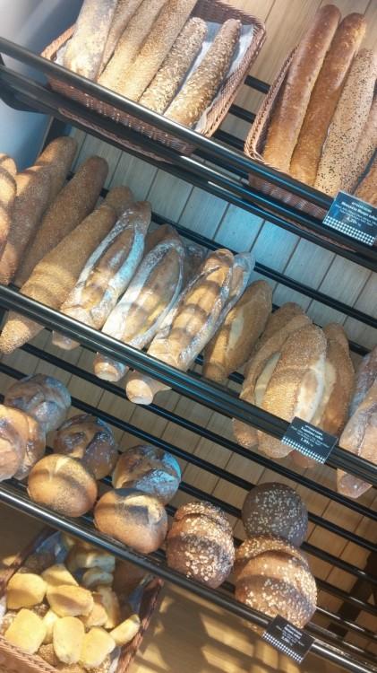 Τα ψωμιά του Frank Ze Paul είναι ένα ολόκληρο editorial από μόνα τους...