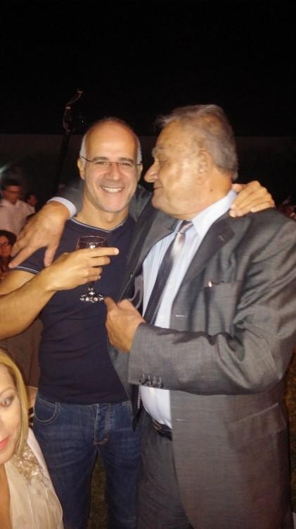 Γιώργος Μητσικώστας -αγαπώ!-, Σεραφείμ Φυντανίδης