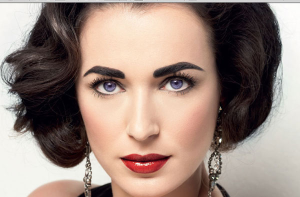 Inspired by Elizabeth Taylor...