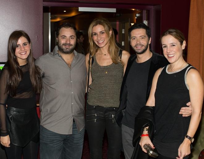 Alina Xidi, Stelios Ioannou, Maria Ioannou, Chrysanthos Panas, Angeliki Vlachakis